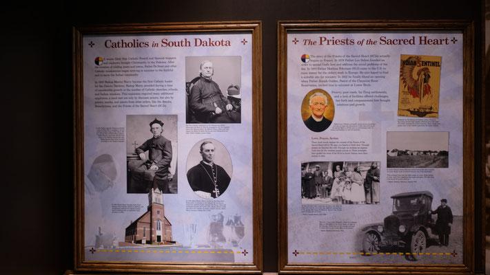 Die katholischen Missionare