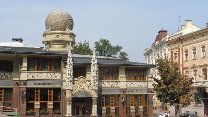 Interessante Gebäude