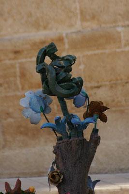 Auch in Sciacca gibt es Kunst