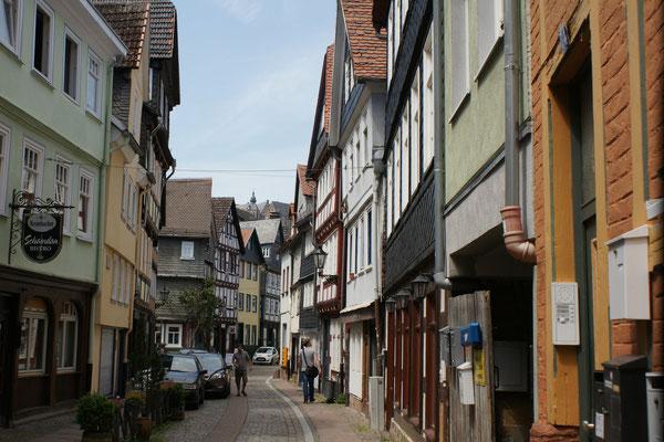 Solche schönen Altstädte gibt es in der Schweiz nicht.