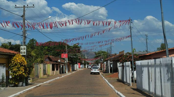 Das Fischerdorf am Rio Cuiaba