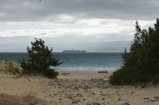 Schiffe beobachten