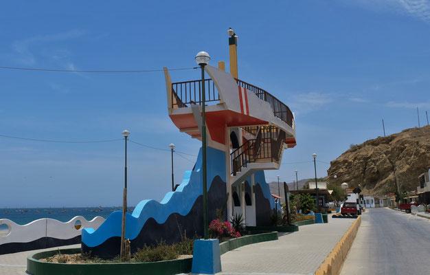 ..... runter nach Cabo Blanco