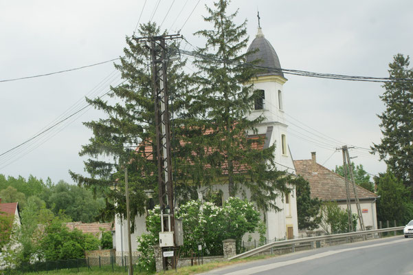 klassische Kirchen in den Dörfern