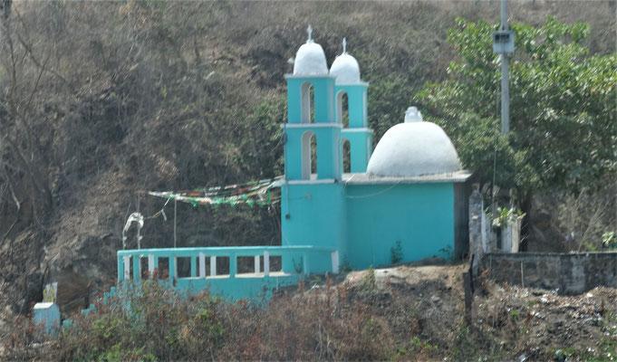 für einmal eine kleine Kirche