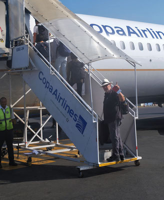 Wir verabschieden uns endgültig von Südamerika