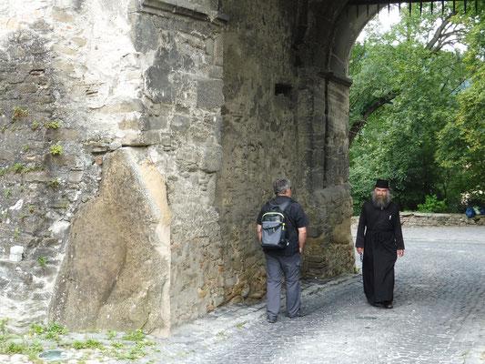 Ein Tor zur Schässburg