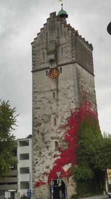 Das Tor zur Altstadt von Ravensburg