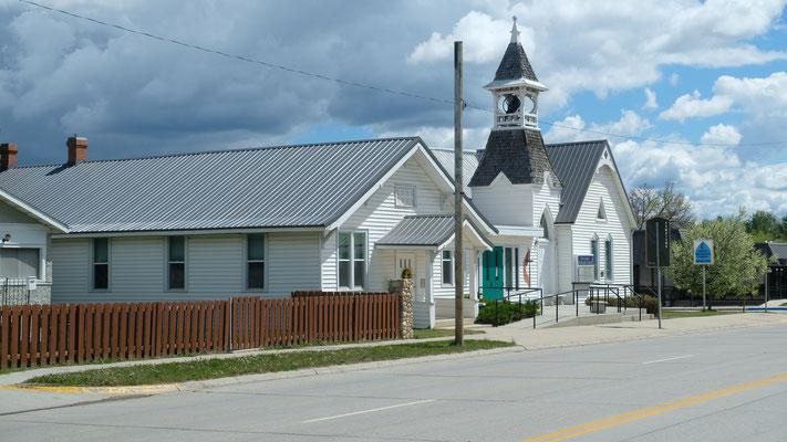 Kirche in Gilette