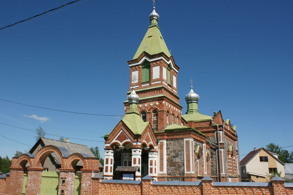 Russisch orthodoxe Kirche