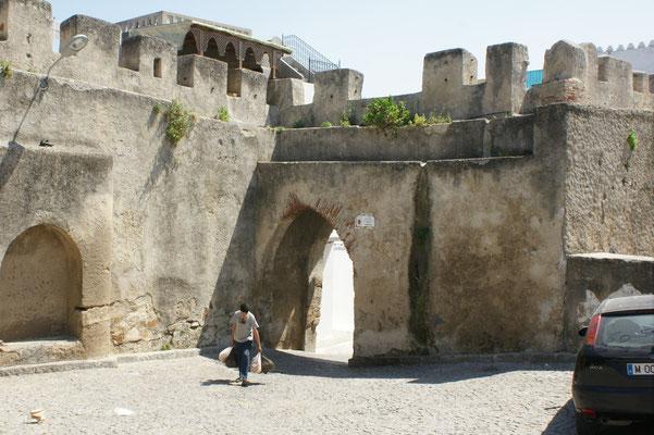 Eines der Eingangstore zur Medina
