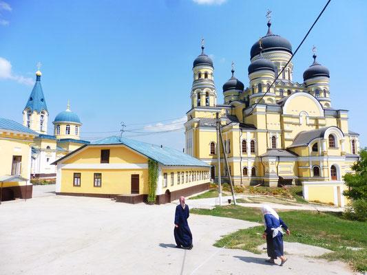 Kloster Hancu in Moldawien