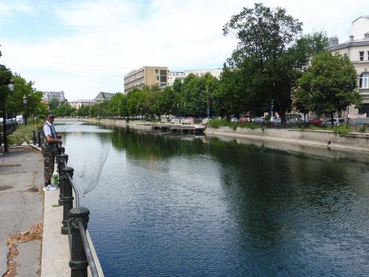 Dambovita in Bukarest