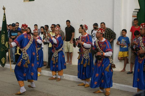 Folklore Vorführung