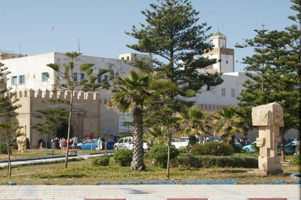 Ankunft in Essaouira