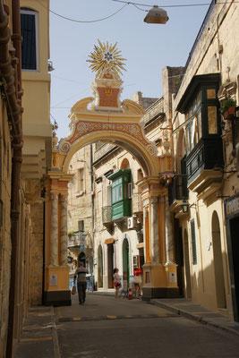 Eingangstor Rabat