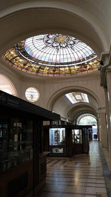 Eine der Markthallen in Mendoza