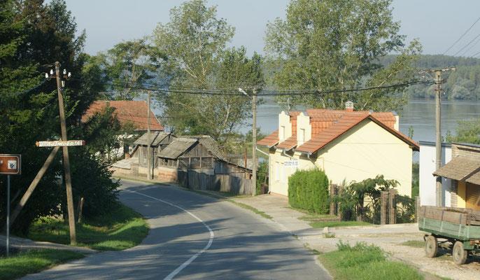 entlang der Donau