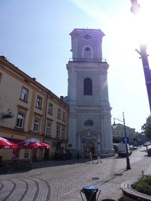 Der Glockenturm, jetzt beherbergt er ein kleines Museum