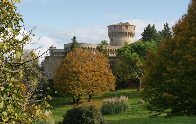 Die Festung von Volterra