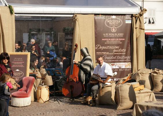Musikanten in Alba