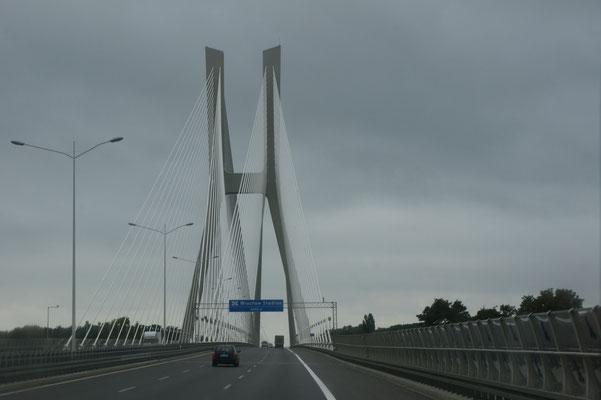 Brücke über die Oder