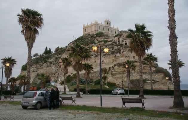 ,,,, bester Blick auf Santa Maria dell' Isola