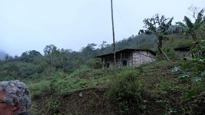 30 indigene Familien leben hier