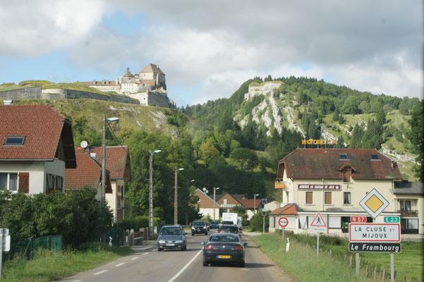 Burg und Festung