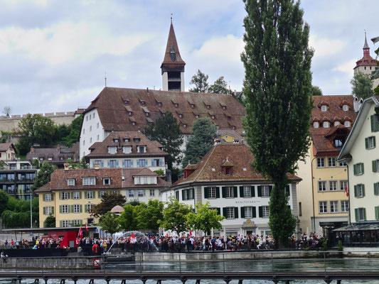 Luzern an der.....
