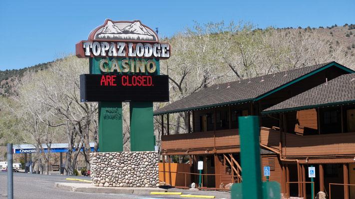 Nur sind leider die Casinos immer noch geschlossen
