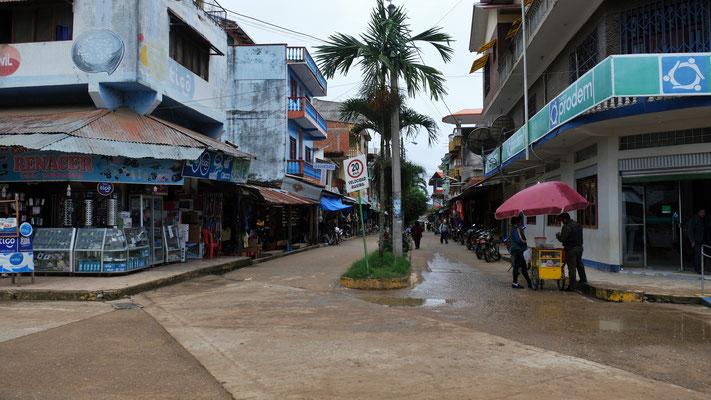 In Rurrenabaque viele Geschäfte
