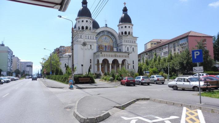 Wir nähern uns Sibiu