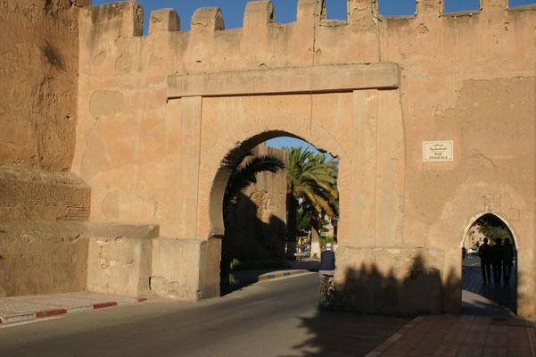 Das Tor in die Medina