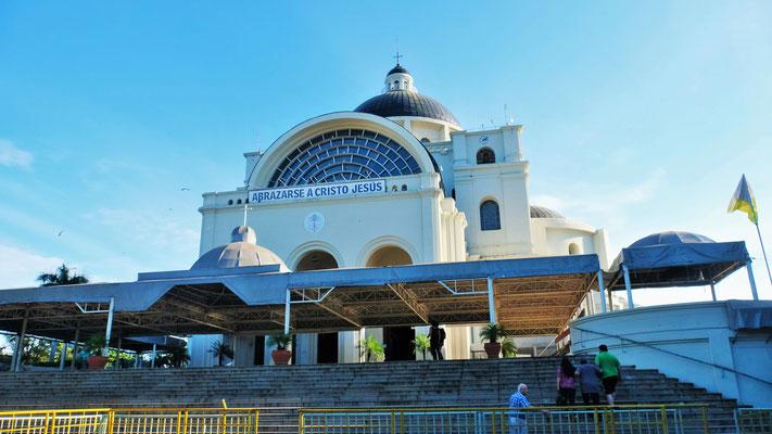 Die Basilika von Caacupe