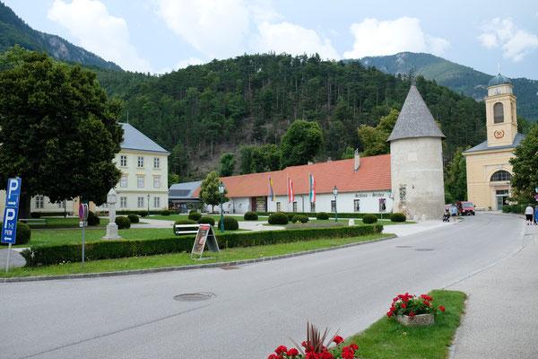 ....dem Schlosspark in Reichenau