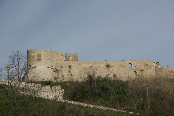 Das Castello von Ortona