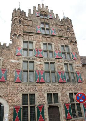 Das Rathaus von Goch