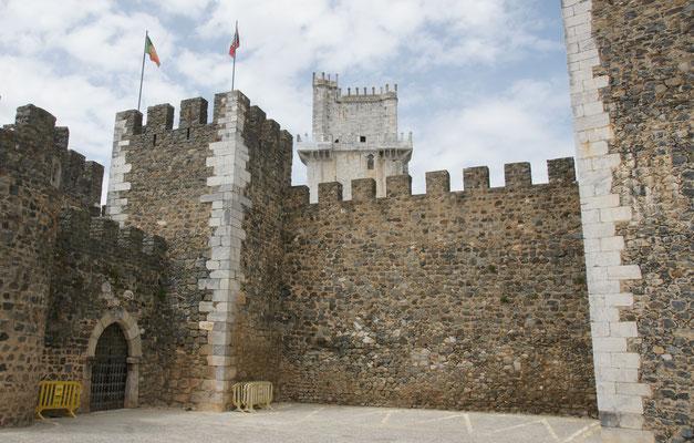 Burg von Beja