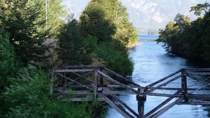 ....vorbei an Flüssen und