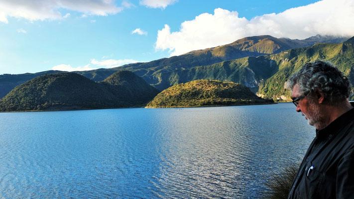 Die Lagune Cuircochaa