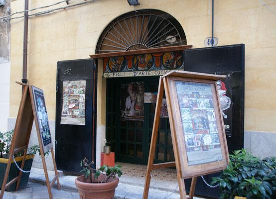 Das Puppentheater von Palermo