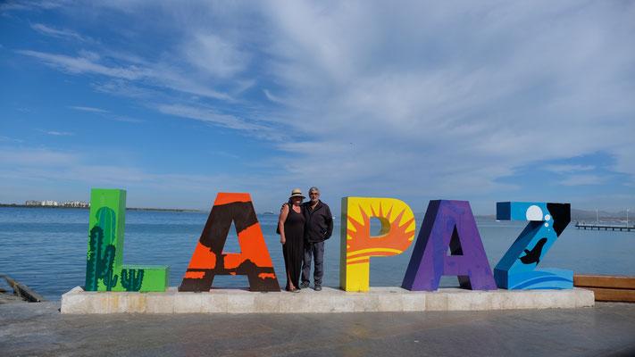 La Paz am Morgen