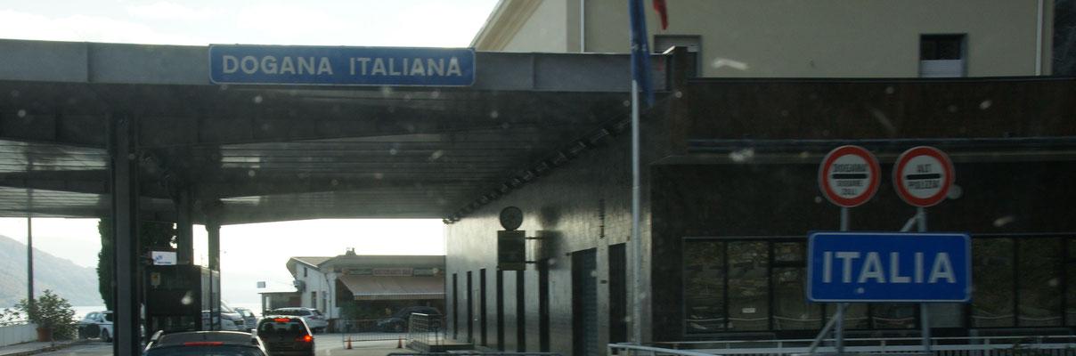 Ab nach Italien