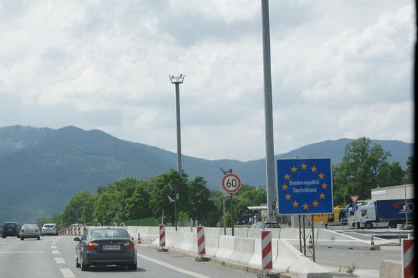 Grenzübertritt ohne Strassenzoll