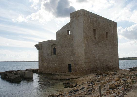 Der mittelalterliche Turm