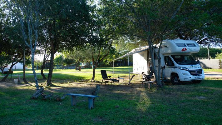 Ruhiger Campingplatz mit...