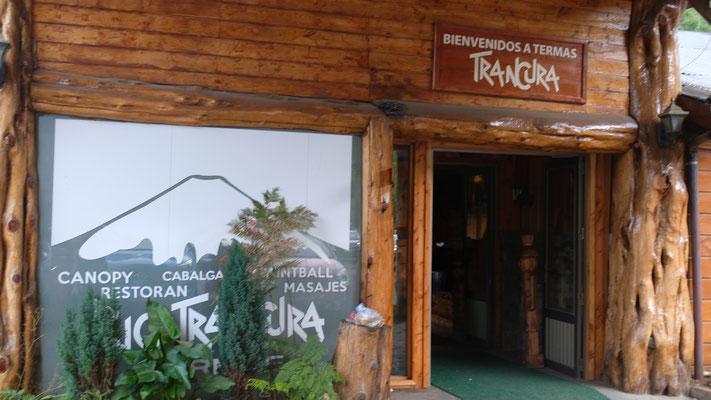 Termas Rio Trancura