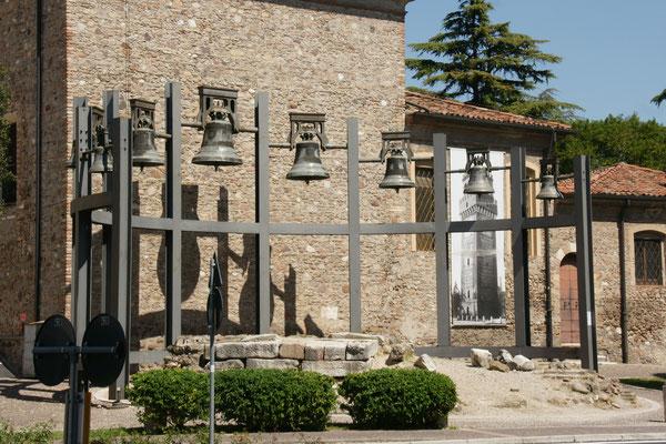 Glocken in Valeggio sul Mincio