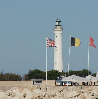 Der Leuchtturm von San Vito lo Capo